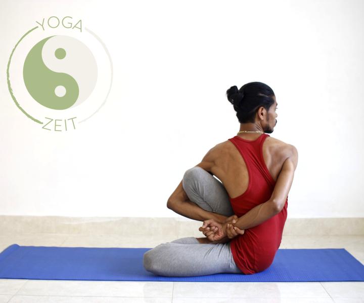 Aschaffenburg sanftes Rücken-Yoga Kurs