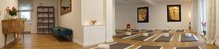 YogaZeit Aschaffenburg Yoga-Studio